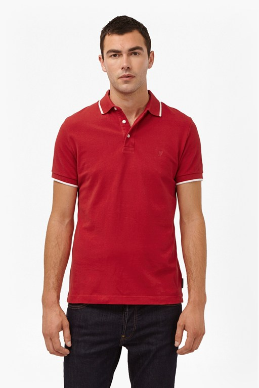 Complete the Look One Tipping Polo Shirt