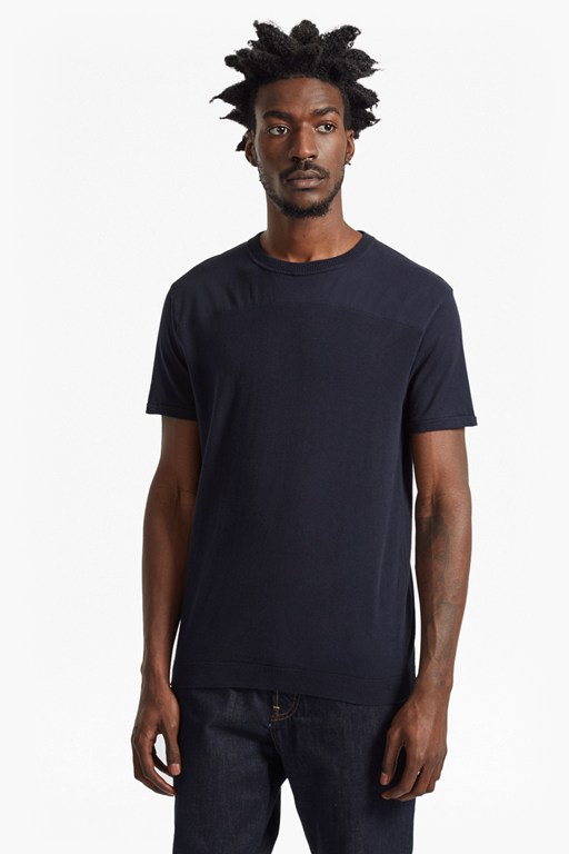 Complete the Look Hybrid Knitted T-Shirt