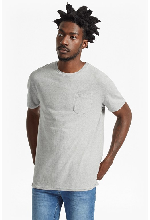 Rough Jeans Regular Fit T-Shirt
