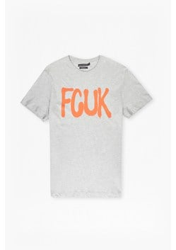 Graffiti Fcuk Logo T-Shirt