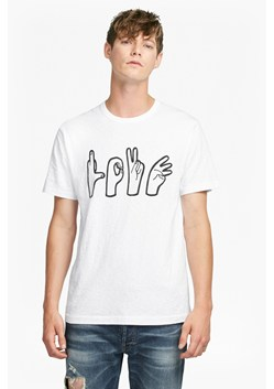 Love Hands Crew Neck T-Shirt