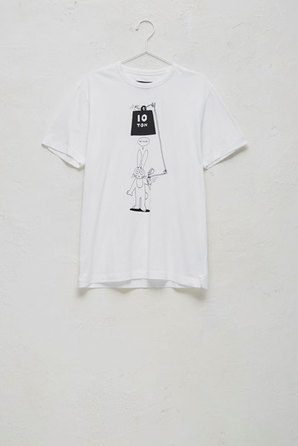 10 Tons Bunny T-Shirt