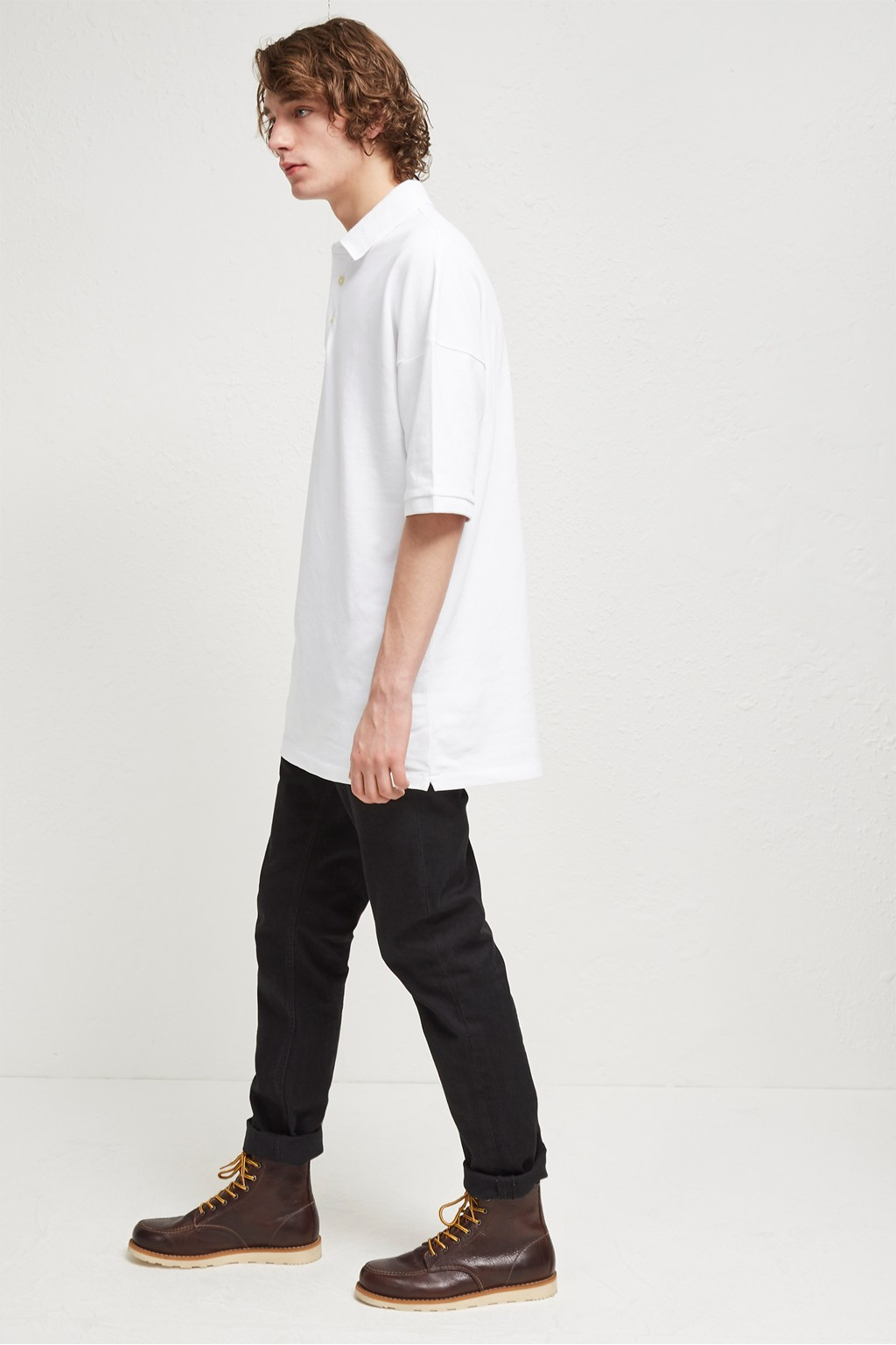 Oversized Polo Shirt Sale New In French Connection Usa