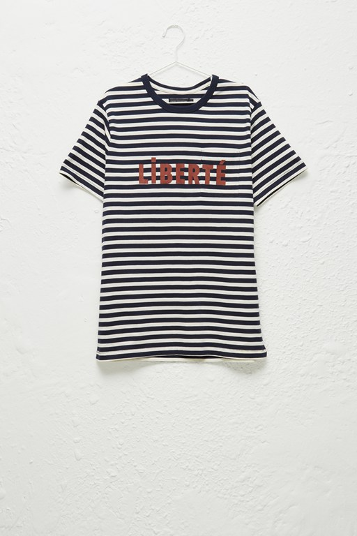Complete the Look Liberté Crew Neck T-Shirt