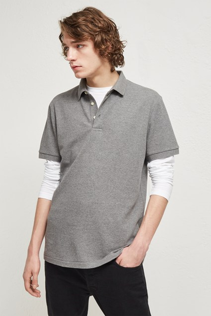 Ampthill Oversized Polo Shirt