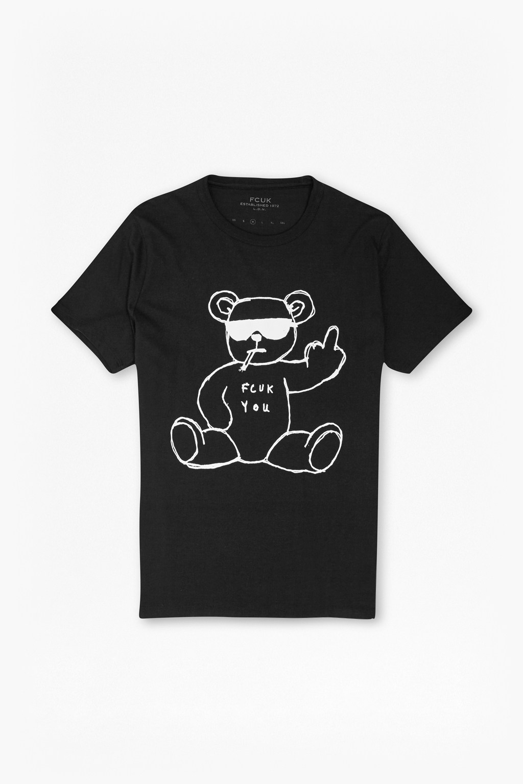 26f2cdd2cedf5 Rude Bear Graphic T-Shirt | Mens Sale | French Connection Usa