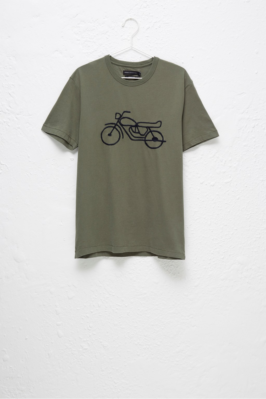bf8fe7e8 Motorcycle T-Shirt   Collections   French Connection Usa