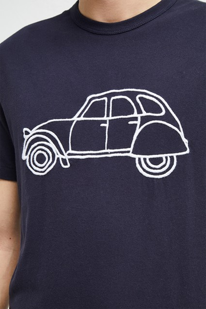 French Car T-Shirt