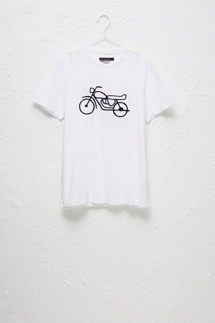 motorcycle t-shirt