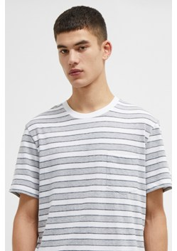 Melange Stripe Relaxed T-Shirt