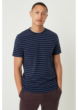 Tim Tim Stripe Crew Neck T-shirt
