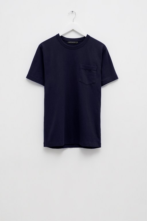 organic vintage pocket t-shirt