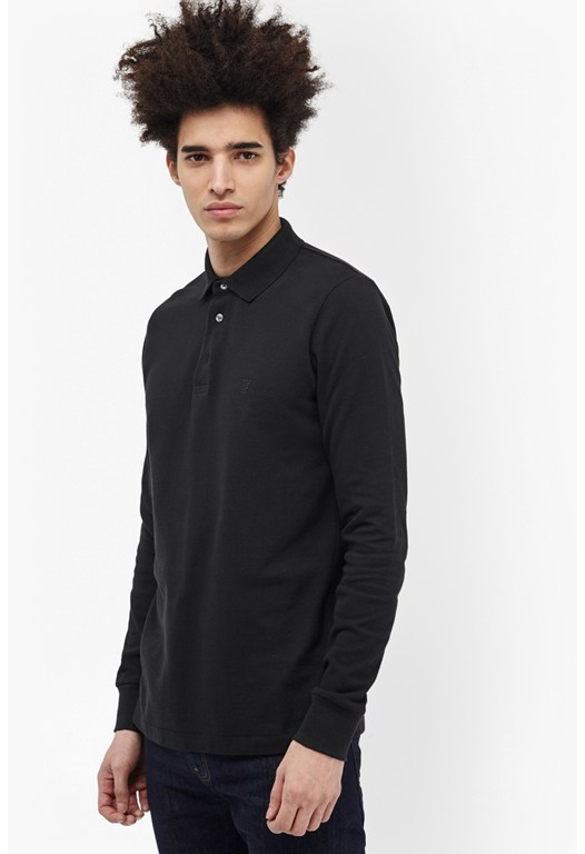 Brunswick Long Sleeved Polo Shirt