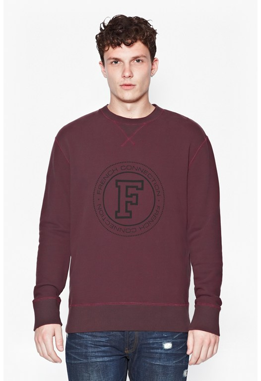 Success F Circle Sweater