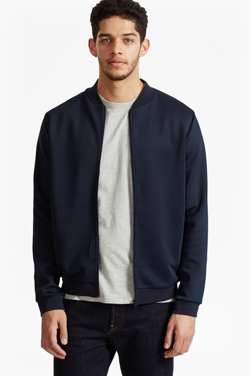 Complete the Look Outpoint FC Zip Through Sweatshirt