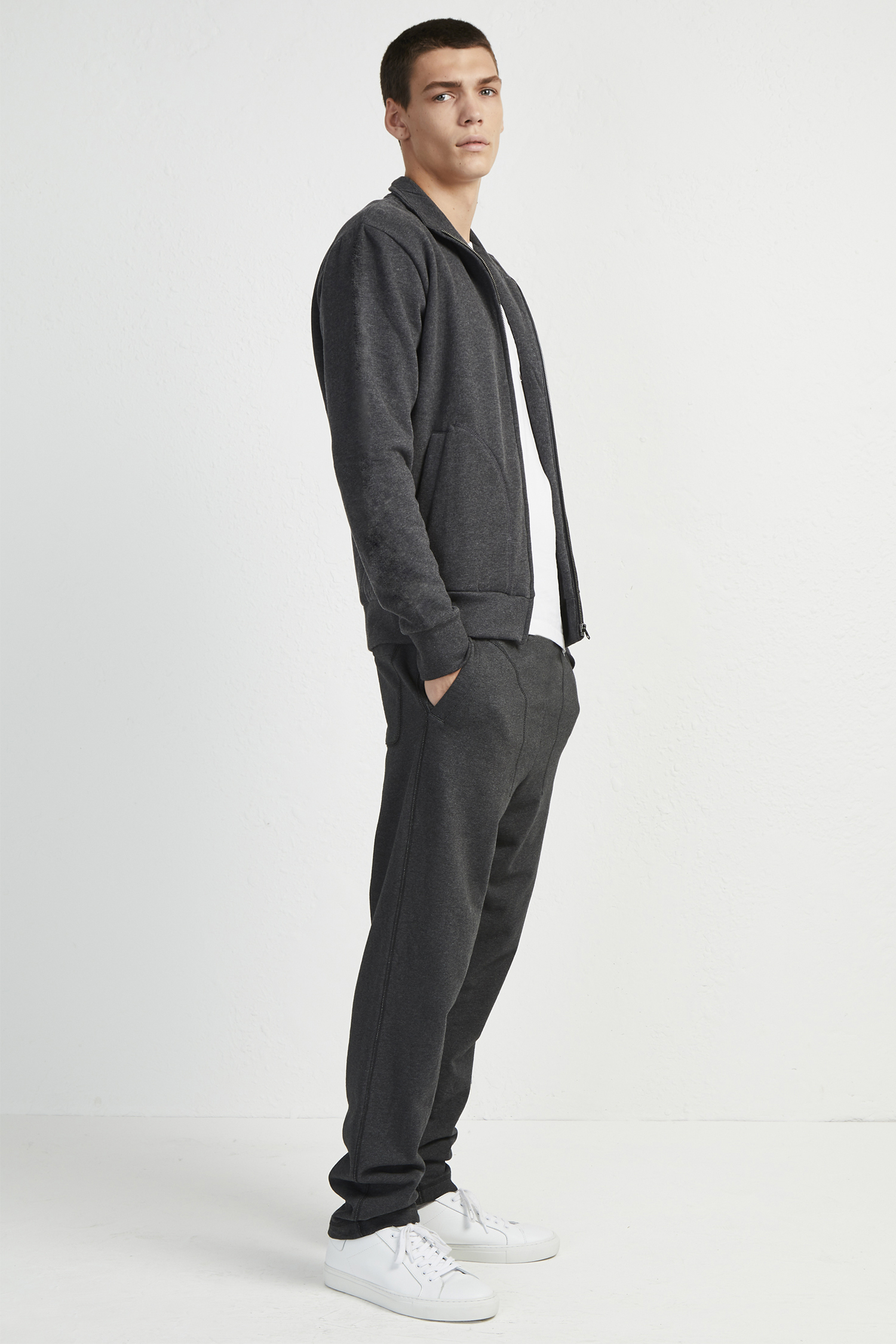 Sunday Sweat Full Zip Jumper Pants French Connection Usa
