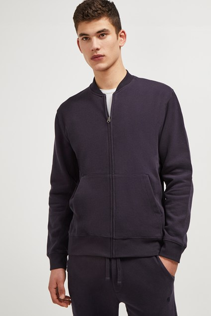 Sunday Sweat Full Zip Jumper