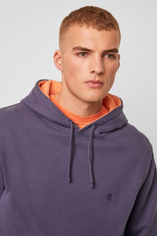 Complete the Look Sunday Sweat Contrast Hoodie