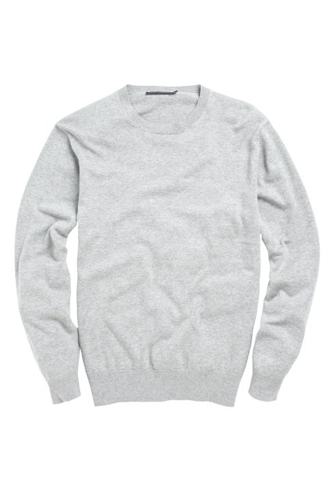 Auderly Cotton Crew Neck Jumper