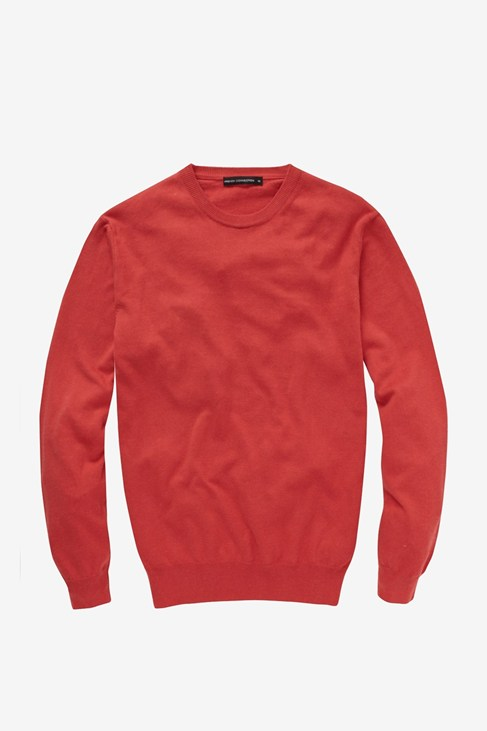 Perfect Cotton Cashmere Crew Neck