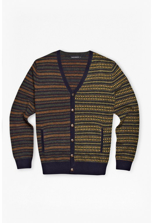 Pheasant Multi Fairisle Jumper
