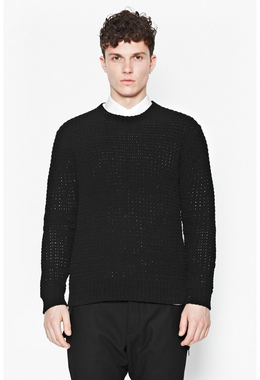 Textured Chenille Jumper