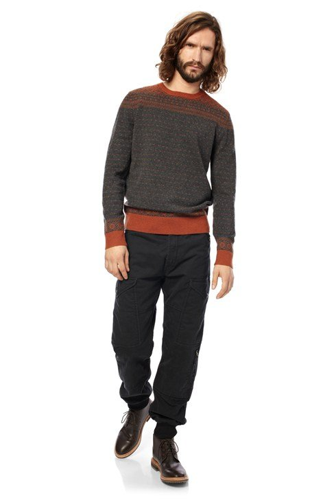 Klebb Lambswool Jumper