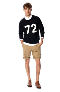 Imprimer Knitted Jumper