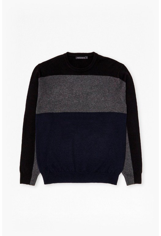 Branco Vhari Block Knits Jumper