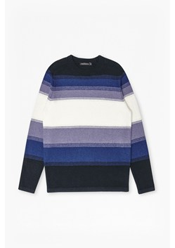 Fenite Stripe Ombre Knitted Jumper