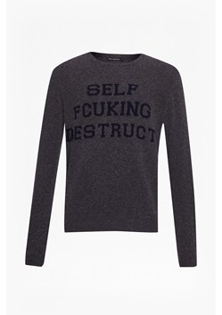 Self Fcuking Desruct Knits