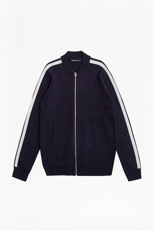 Lakra Zip Through Knit Sweatshirt