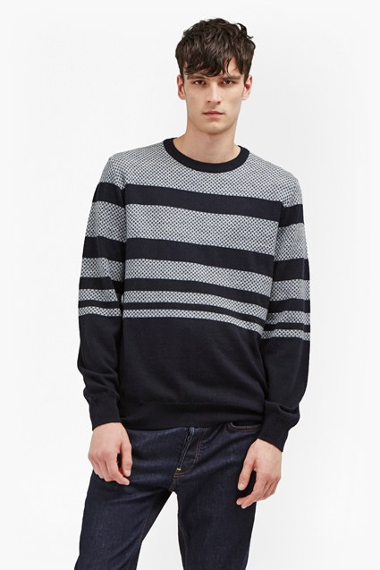 Ski Fair Isle Half Zip Jumper | Collections | French Connection Usa