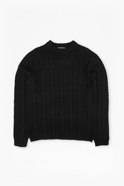 Complete the Look Magma Cable Knit Jumper