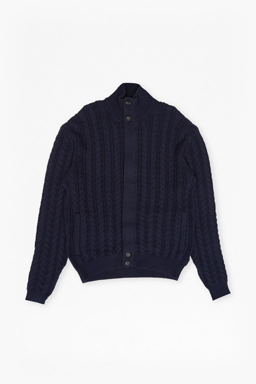 Complete the Look Cable Guy Cardigan