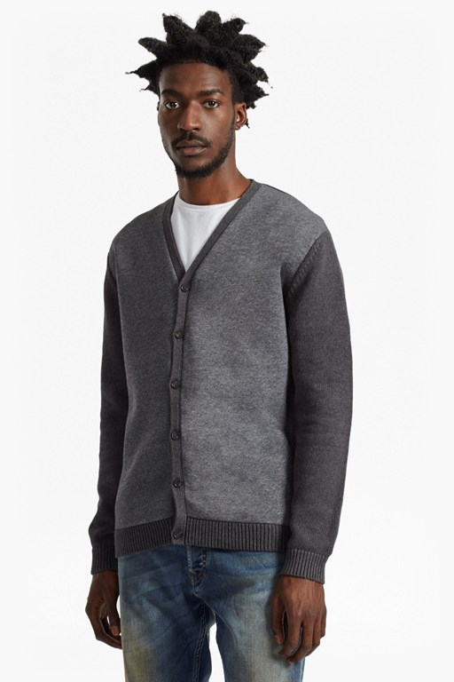 Complete the Look Flux Mix Knits Cardigan