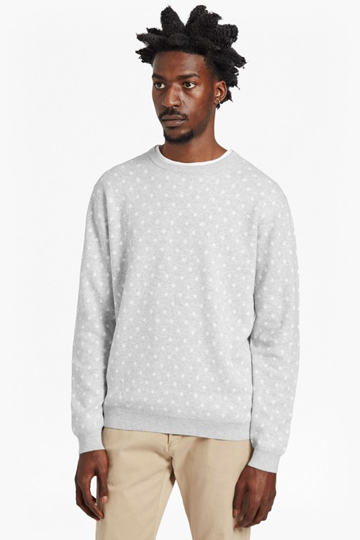 Complete the Look Callisto Dot Knits Sweater
