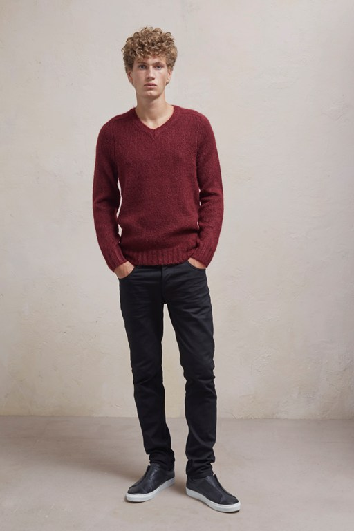 Complete the Look Soft Mohair Long Sleeved Jumper