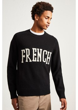 French Wool Intarsia Jumper