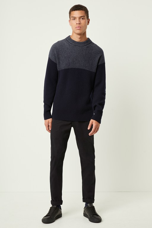fishermans stripe sweater