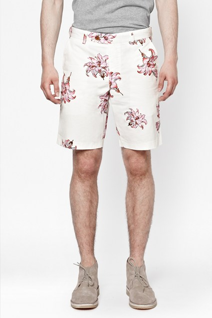 Peach Pie Lily Kent Shorts