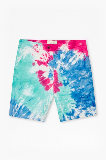Tie Dye Highway Shorts