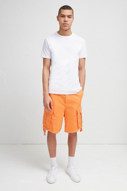 Garment Dye Military Twill Shorts