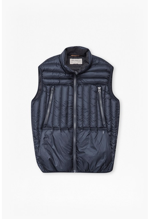 Bordelo Quilted Reversible Gilet