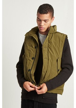 Soft Nylon Quilted Gilet