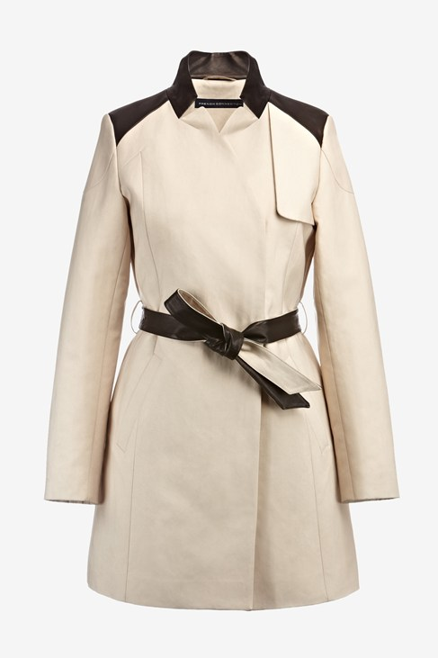 Inverted Collar Trench