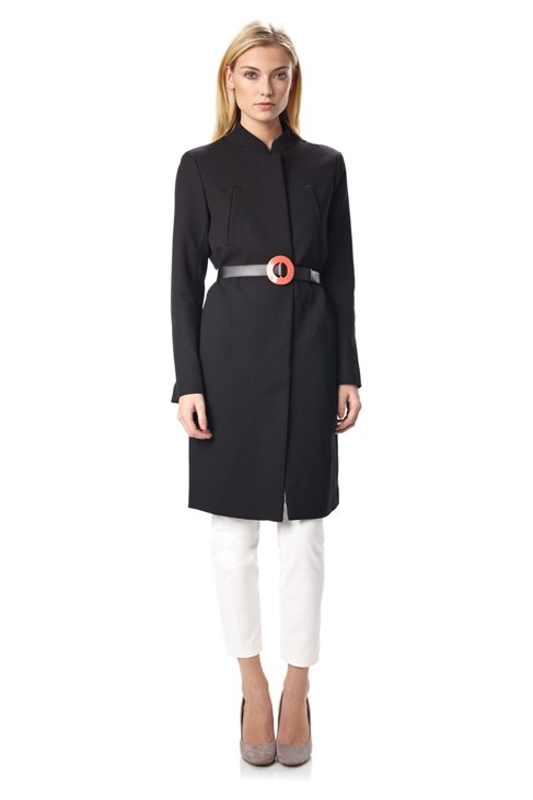 Lady Belted Coat