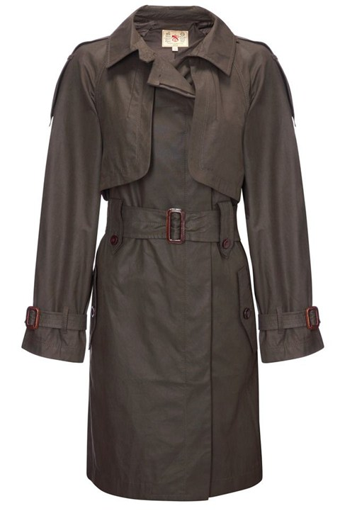 stormy weather coat