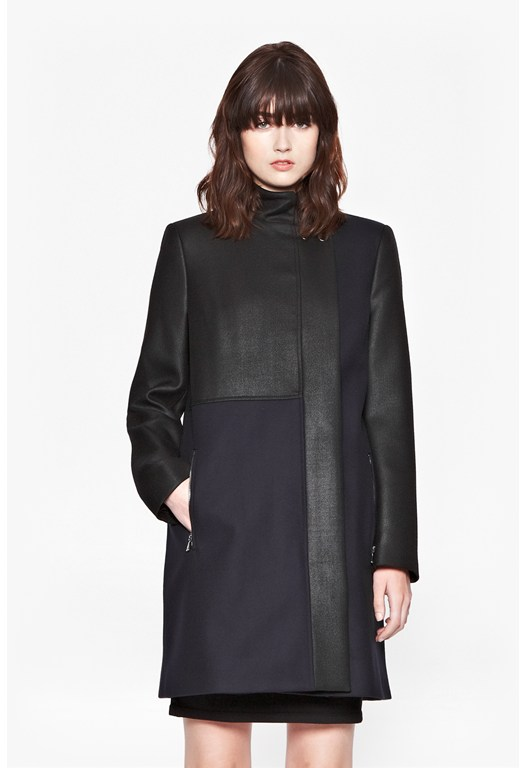 Monument Wool Coat