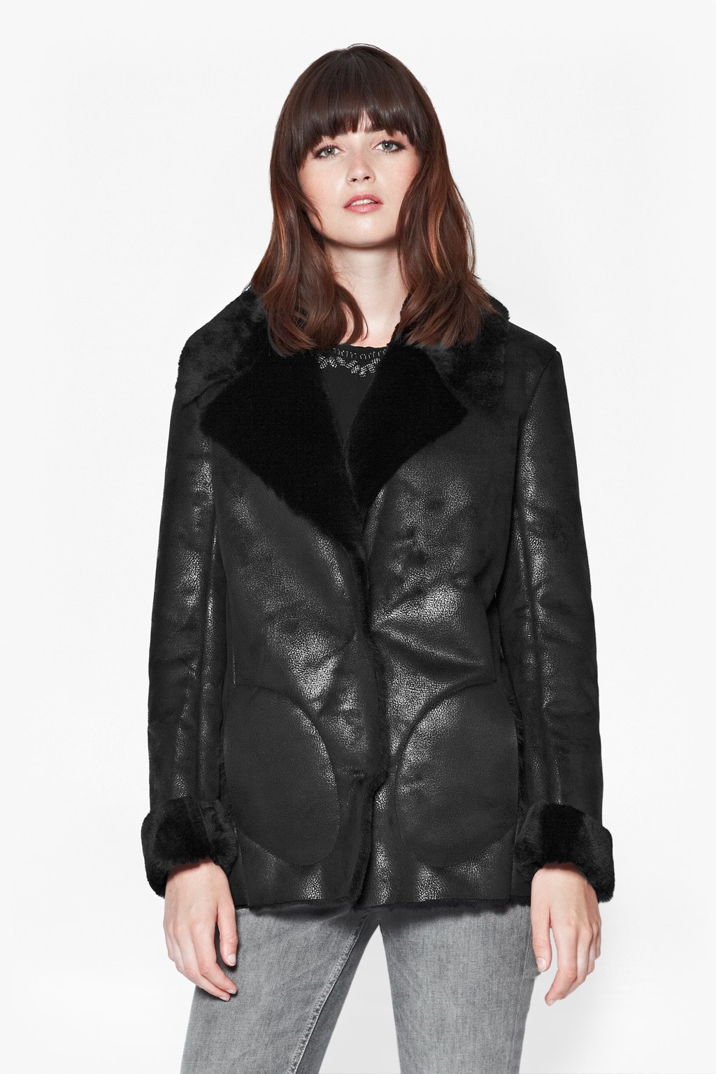 Winter Rhoda Textured Coat